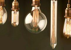 Декоративные лампы накаливания
