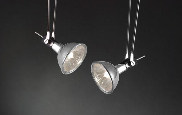 Светильники из галогеновых ламп