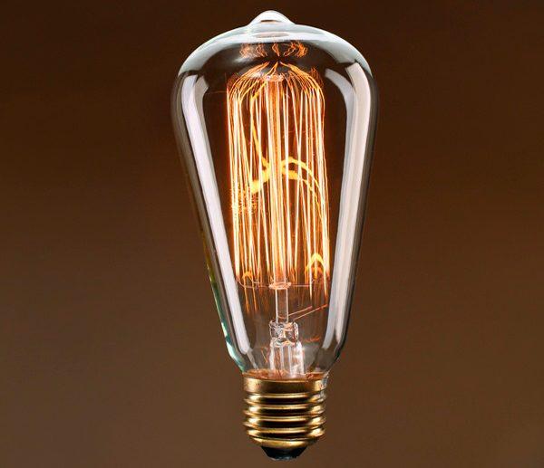 Ретро лампа
