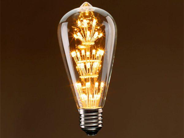 Лампа с вольфрамовой нитью