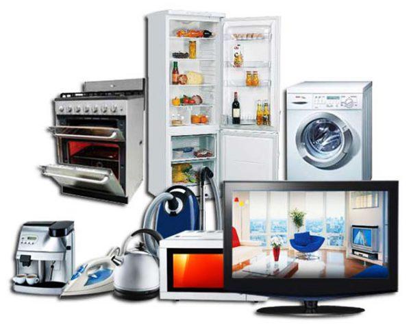 Бытовая техника и электроприборы в квартире