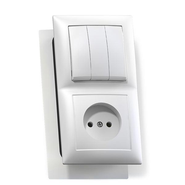 Как подключить трехклавишный выключатель — Отопление