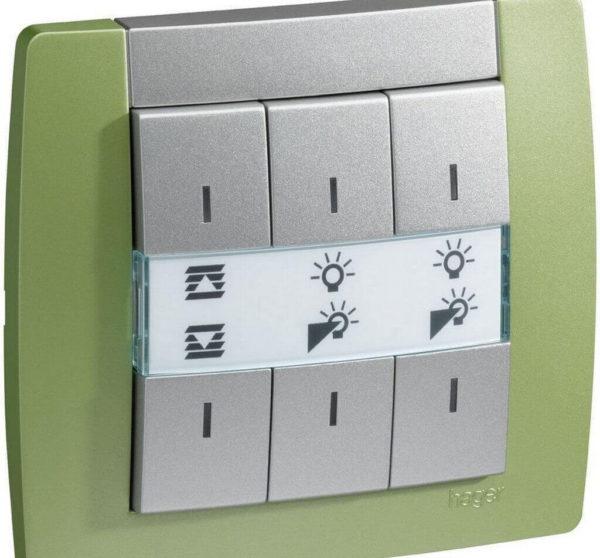 Клавишный диммер для ламп
