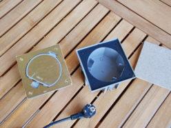 Использование напольных электророзеток