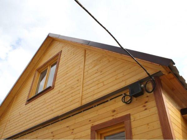 Расчет потерь напряжения при электроснабжении частного дома