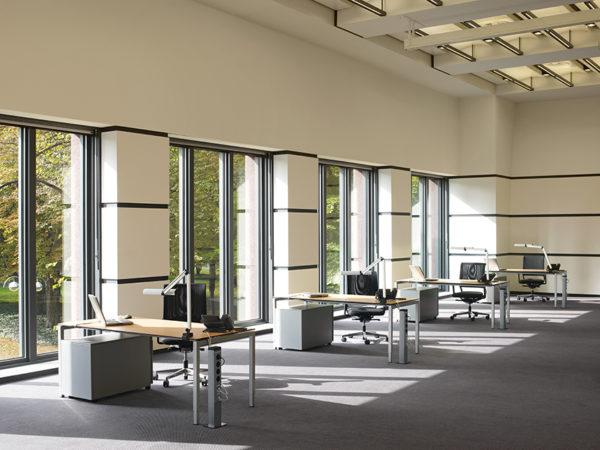 Размещение интернет-розеток в офисных помещениях