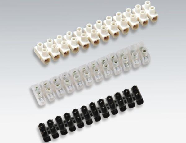 Винтовые клеммники для соединения проводов