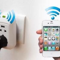 Управление электроприборами с помощью Wi-Fi розетки