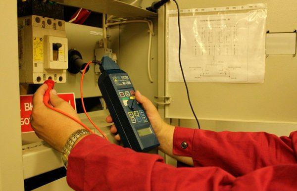 Проверка состояния изоляции электросети