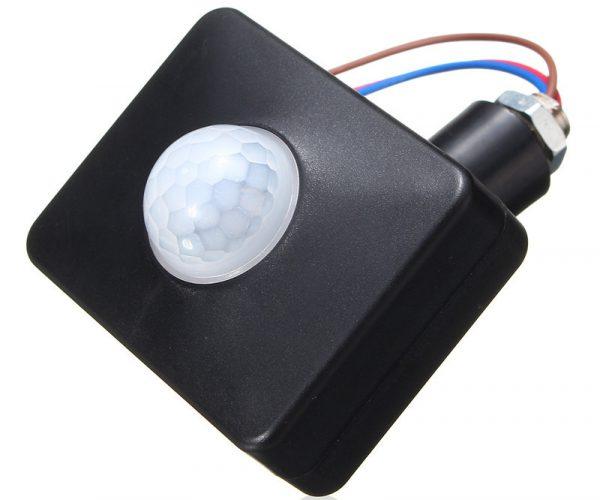 Бесконтактный выключатель с датчиком движения