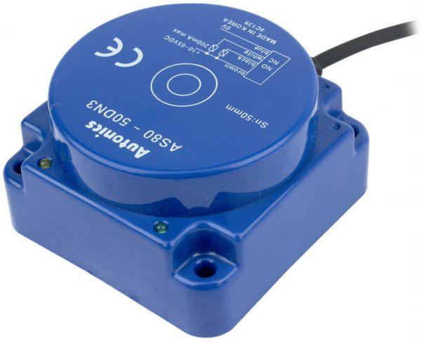 Индуктивный датчик для бесконтактного выключателя