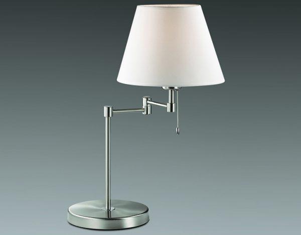 Настольная лампа со шнуровым выключателем