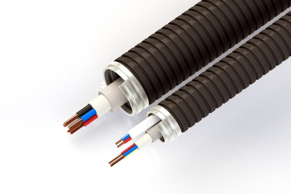 Металлорукава для прокладки кабеля