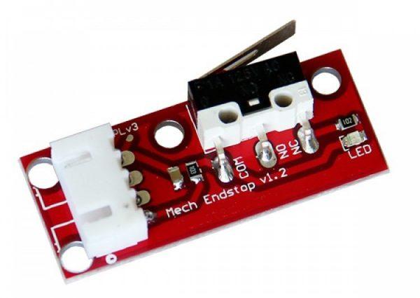 Концевой выключатель механического типа