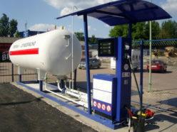 Защита от молний резервуаров с топливом