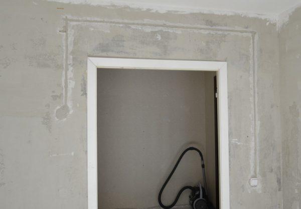 Перенос выключателя в более удобное место