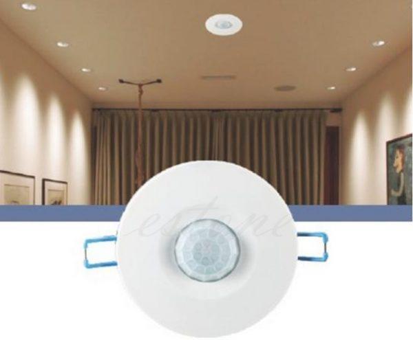 Потолочный датчик движения для управления освещением