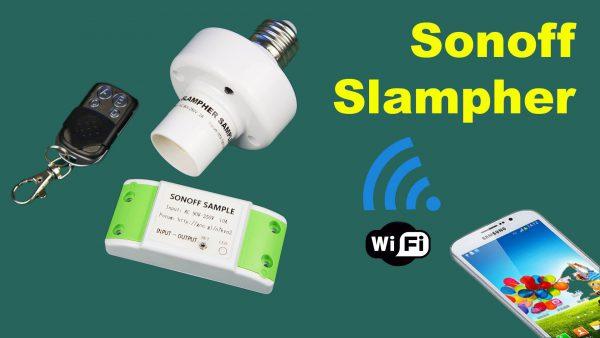 Управление светом по сети Wi-Fi
