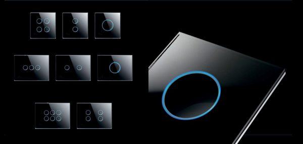 Сенсорные выключатели отличаются высокой надежностью