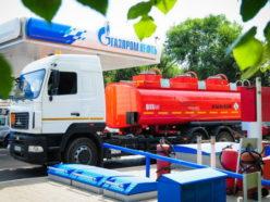 Заземление бензовоза при заливе топлива