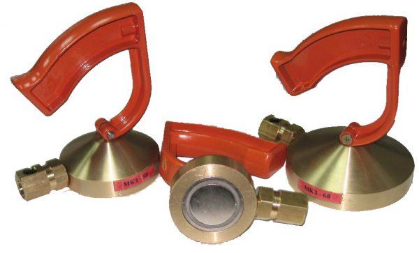 Магнитная клемма заземления МКЗ-60