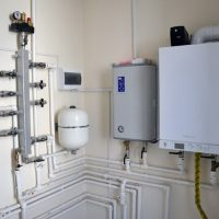 Заземление газового оборудования
