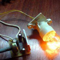 Регулятор для лампы накаливания