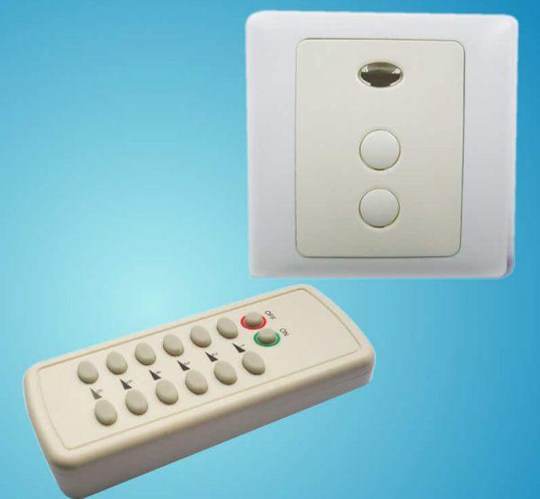 Регулятор света с пультом дистанционного управления
