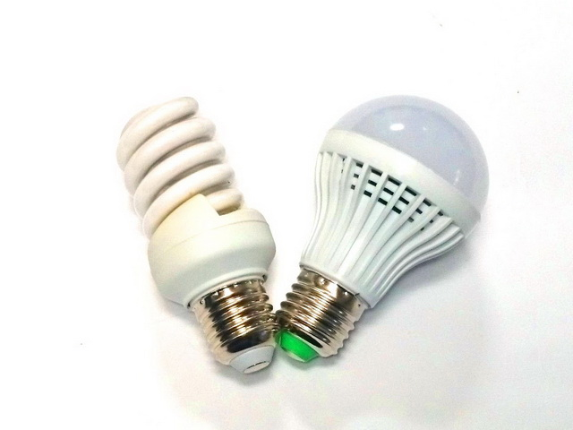 Эконом лампы на светодиодах для квартиры