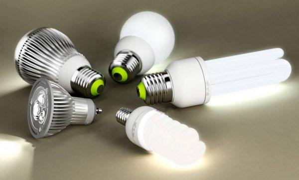 Виды энергосберегающих и LED-ламп