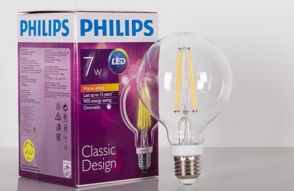 Филаментная лампа Philips