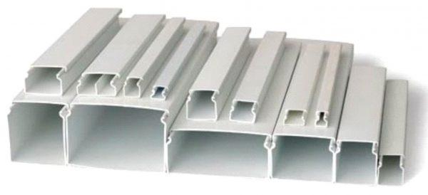 Кабель каналы для прокладки проводки