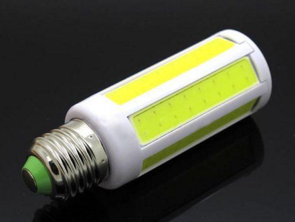 LED-лампа на СОВ-диодах