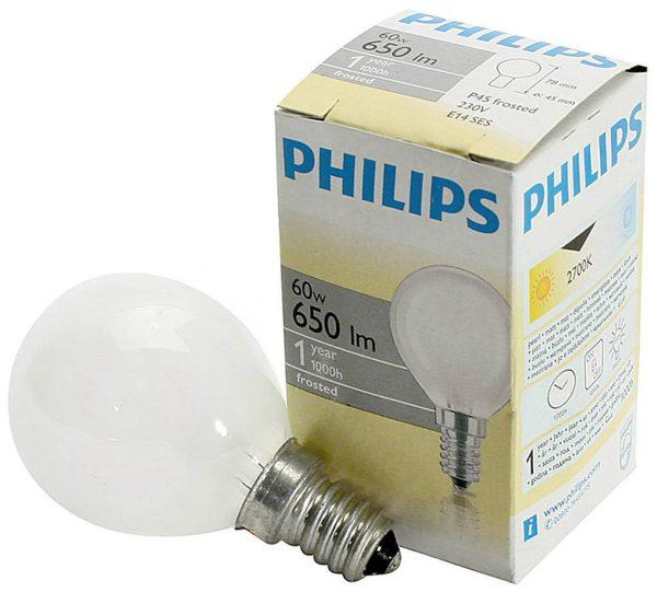Рекомендуется использовать лампы произвоства Philips