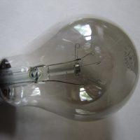 Вышедшая из строя лампа