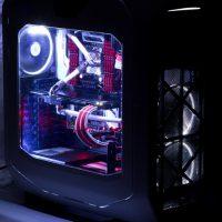 Подсветка компьютера