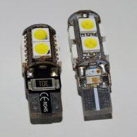 Сгоревшие светодиодные лампы