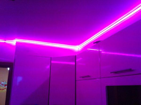 RGB используется для создания цветовых эффектов