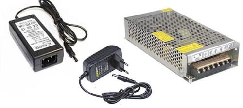 Виды преобразователей напряжения для LED-лент