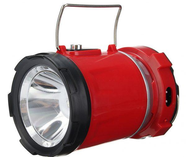 Аккумуляторный аварийный светодиодный фонарь