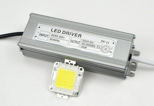Преобразователь напряжения для светодиодных ламп