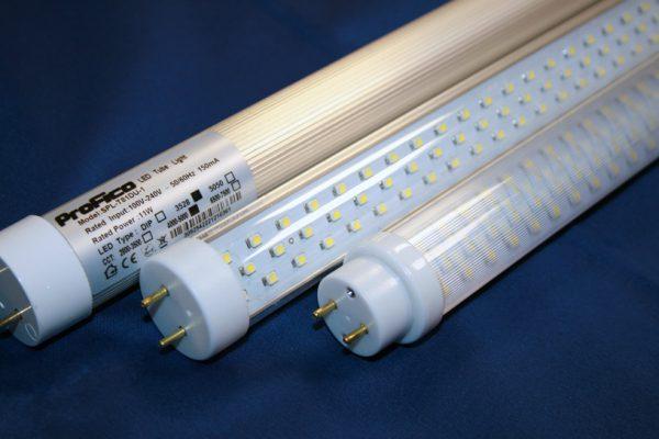 Светодиодные лампы выпускают для любых разъемов и цоколей