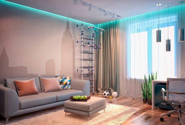 Светодиодная подсветка энергоэффективна и пожаробезопасна