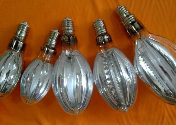 Зеркальные фито лампы для растений ДНаЗ