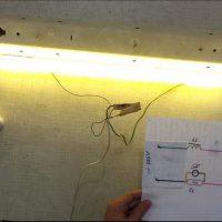 Восстановление лампы дневного света