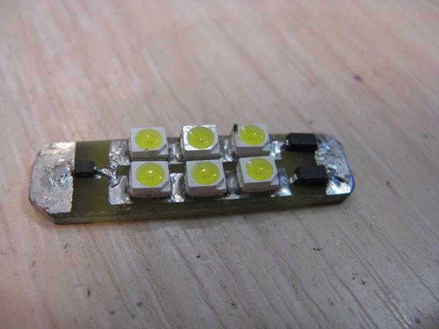 Светодиодные светильники своими руками схемы