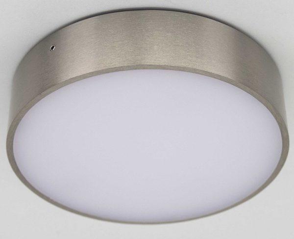 Накладной потолочный светильник с алюминиевым корпусом