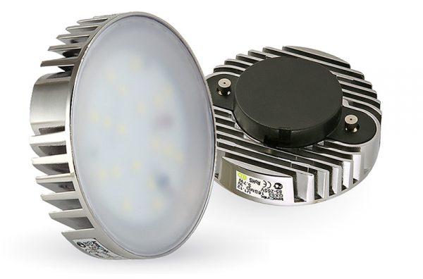 Светодиодная лампа Aluminium GX53