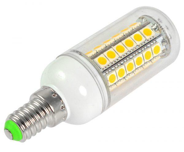 Светодиодная лампа-кукуруза Е14