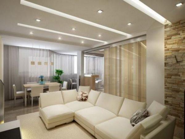 Для освещения квартиры все чаще используют светодиодные лампы